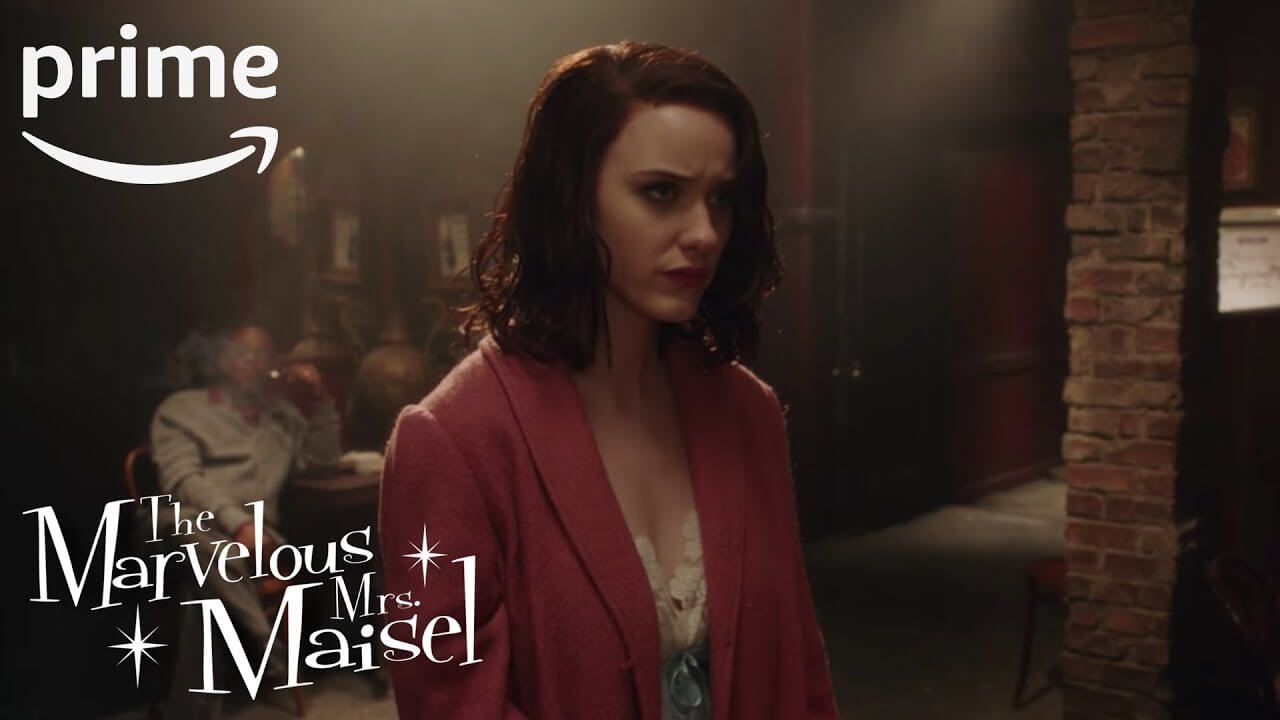 The Marvelous Mrs. Maisel 1 Staffel