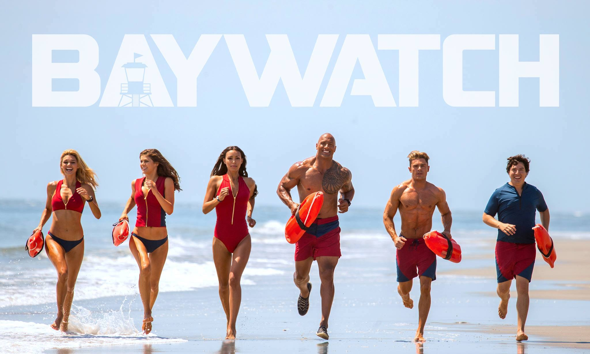 Baywatch Freeletics Challenge