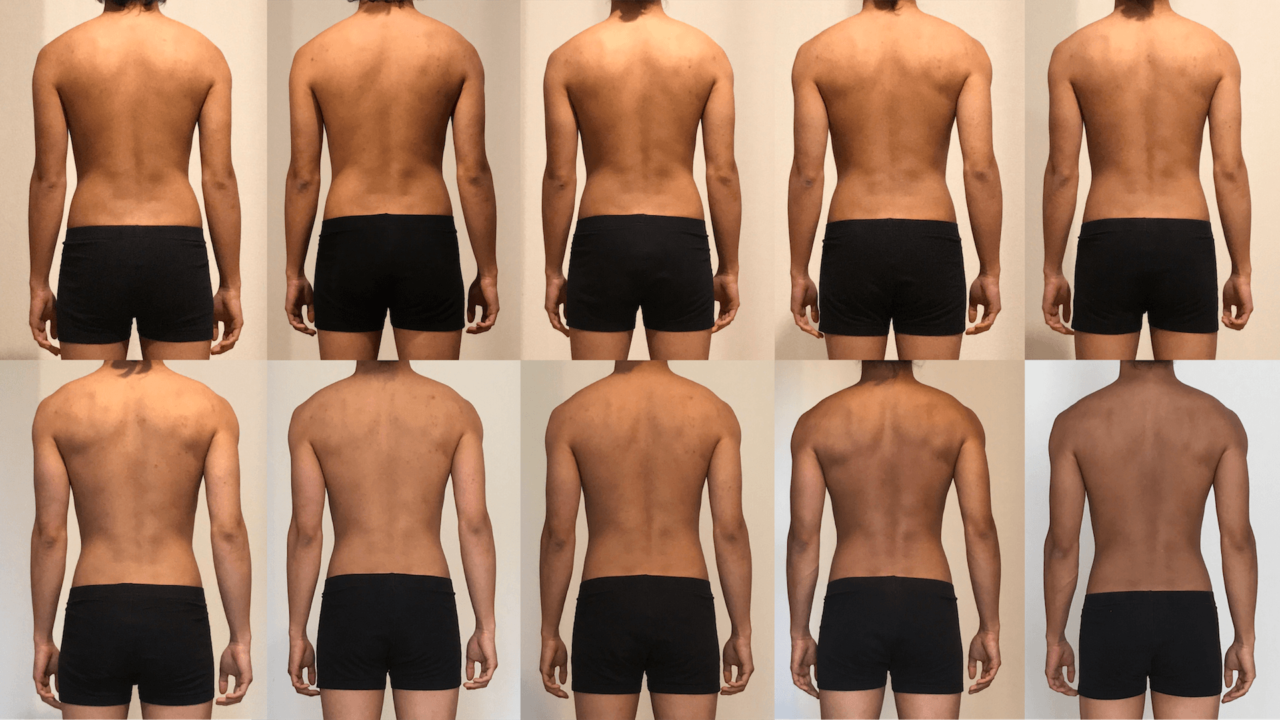 Freeletics Body Transformation 1 Jahr
